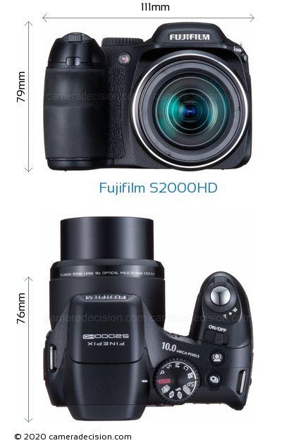 Fujifilm s2000hd review and specs for Fujifilm finepix s2000hd