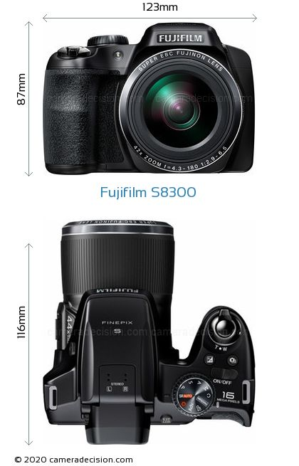 fujifilm s8300 review and specs