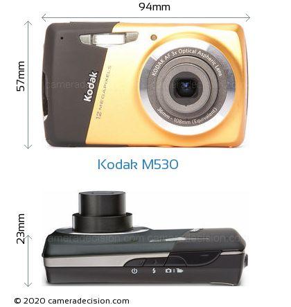 Kodak EasyShare M530 Review