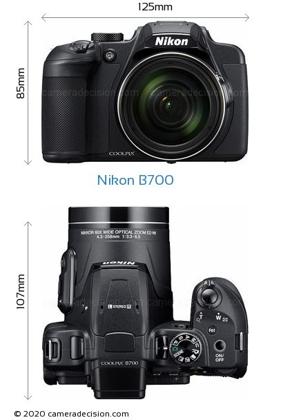Nikon B700 Review and Specs