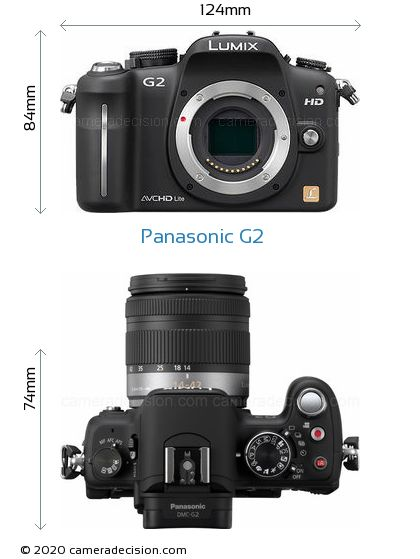 Panasonic G2 Review And Specs