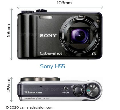 sony h55 review and specs rh cameradecision com sony cyber-shot dsc-h55 manual pdf manual camera sony cyber-shot dsc-h55