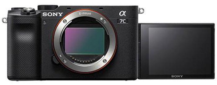 Sony A7C Selfie