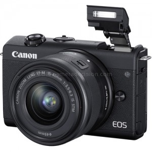 Canon M200 flash