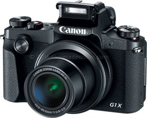 Canon G1 X III flash