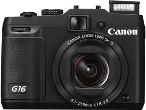 Canon G16 flash