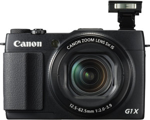 Canon G1 X II flash