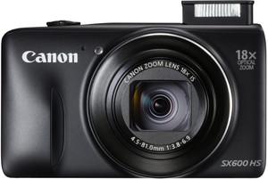 Canon SX600 HS flash