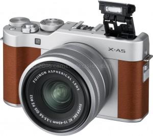Fujifilm X-A5 flash