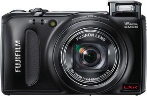 Fujifilm F500 EXR flash