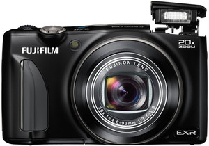Fujifilm F900EXR flash