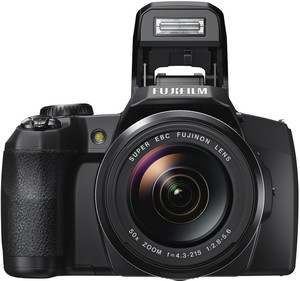 Fujifilm S1 flash