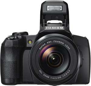 Fujifilm S1 flash