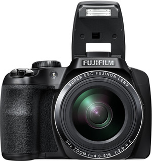 Fujifilm S9400W flash