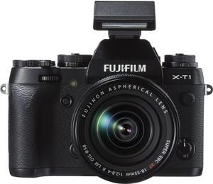 Fujifilm X-T1 flash