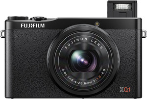 Fujifilm XQ1 flash
