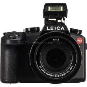 Leica V-Lux 5 flash