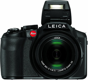 Leica V-Lux 4 flash