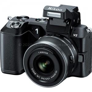Nikon 1 V2 flash