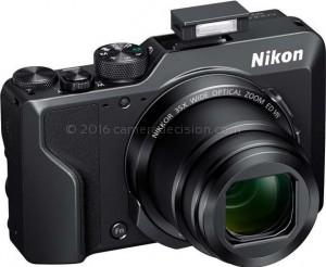 Nikon A1000 flash
