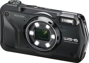 Ricoh WG-6 flash