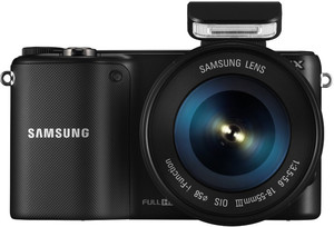 Samsung NX2000 flash