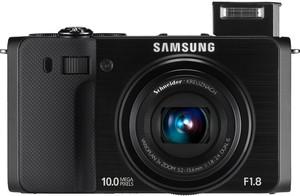 Samsung TL500 flash