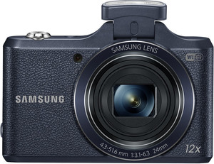 Samsung WB50F flash