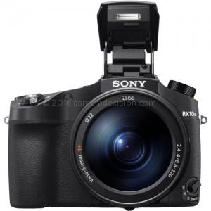 Sony RX10 IV flash