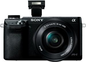 Sony NEX-6 flash