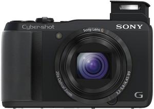 Sony HX20V flash