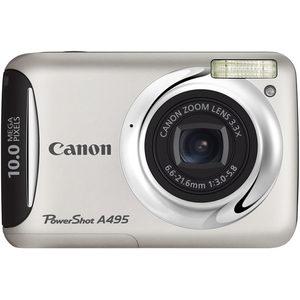canon a495 review and specs rh cameradecision com canon powershot a495 digital camera user manual Review Canon PowerShot A495