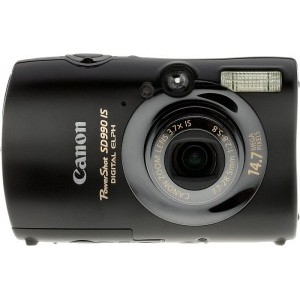Canon SD990 IS