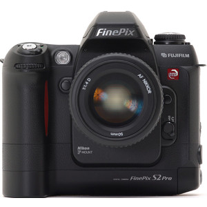 Fujifilm FinePix IS Pro