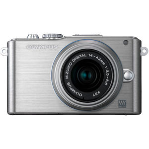 Does the Olympus E-PL3 have GPS?