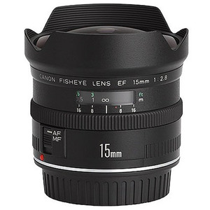Canon EF 15mm f2.8 Fisheye