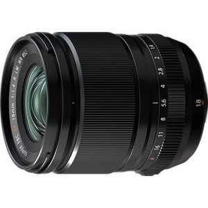Fujifilm XF 18mm F1.4 R LM WR