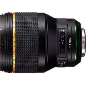 Pentax-D FA 85mm F1.4 ED SDM AW