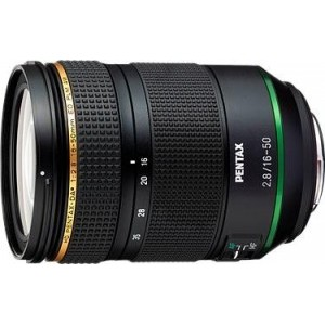 Pentax DA 16-50mm F2.8 ED PLM AW