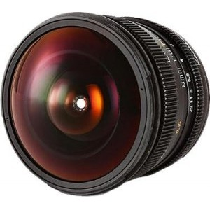 Kamlan 8mm F3.0 Fisheye