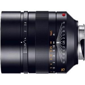Leica Noctilux-M 75mm F1.25 ASPH