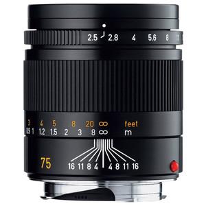 Leica Summarit-M 75mm f2.5