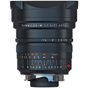 Leica Summilux-M 21mm f1.4 Asph