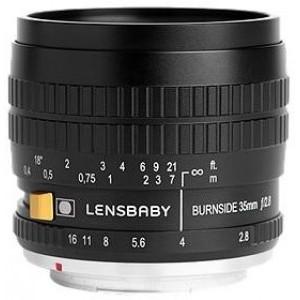 Lensbaby Burnside 35