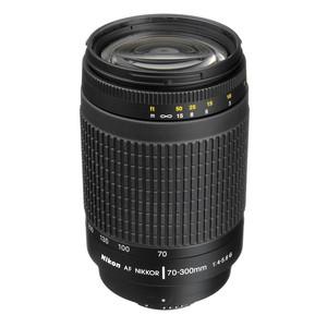 Nikon AF Nikkor 70-300mm f4-5.6G