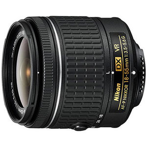 Nikon AF-S DX Nikkor 18-55mm f3.5-5.6G II
