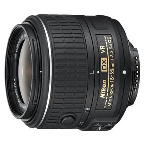 Nikon AF-S DX Nikkor 18-55mm f3.5-5.6G VR II