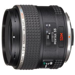 Pentax smc D FA 645 55mm F2.8 AL IF SDM AW