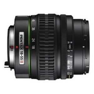 Pentax smc DA 18-55mm F3.5-5.6 ED AL II IF