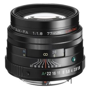 Pentax smc DA 70mm F2.4 AL Limited